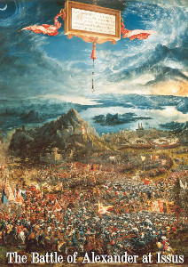 The Battle of Alexander at Issus
