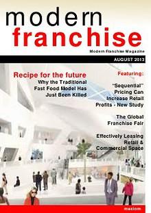 Modern Franchise Magazine
