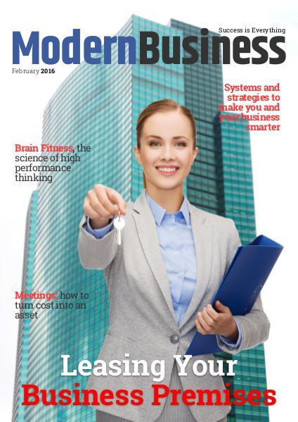 Modern Business Magazine February 2016