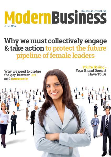 Modern Business Magazine June 2016