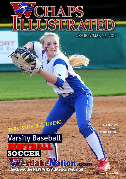 ISSUE 17 March 26, 2015