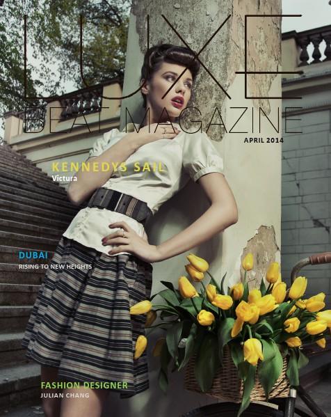 Luxe Beat Magazine April 2014