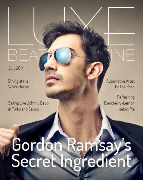 Luxe Beat Magazine JULY 2014