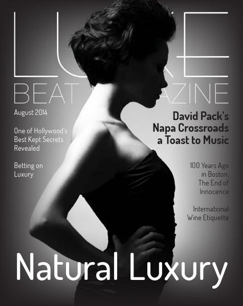 Luxe Beat Magazine AUGUST 2014
