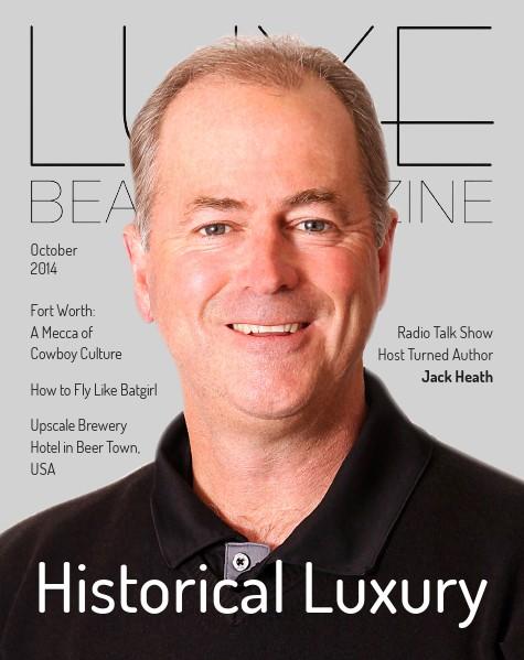 Luxe Beat Magazine OCTOBER 2014