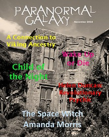 Paranormal Galaxy Magazine