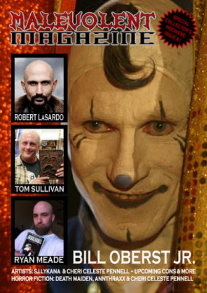 Malevolent Magazine March/April 2014