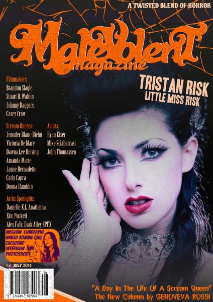 Malevolent Magazine #3 July 2014