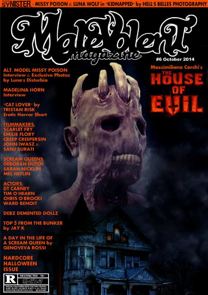 Malevolent Magazine #6 October 2014