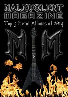 Malevolent Magazine: Top Metal Albums 2014