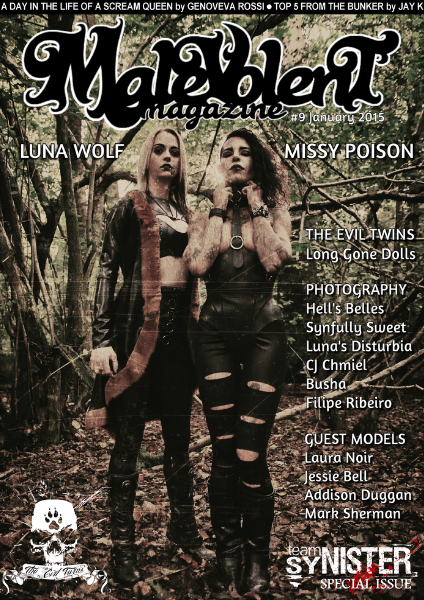 Malevolent Magazine #9 January 2015