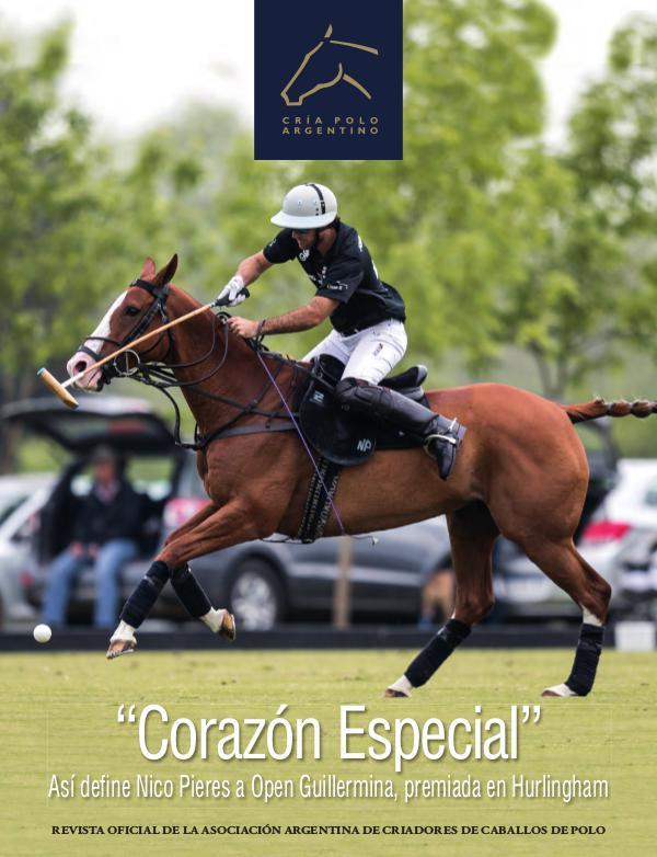 Revista Raza Polo Argentino 30