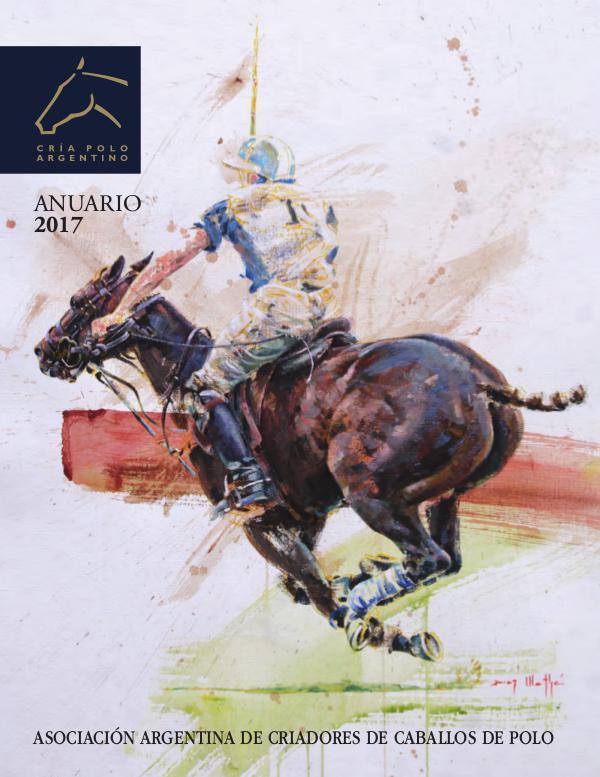 Anuario Raza Polo Argentino Anuario2017