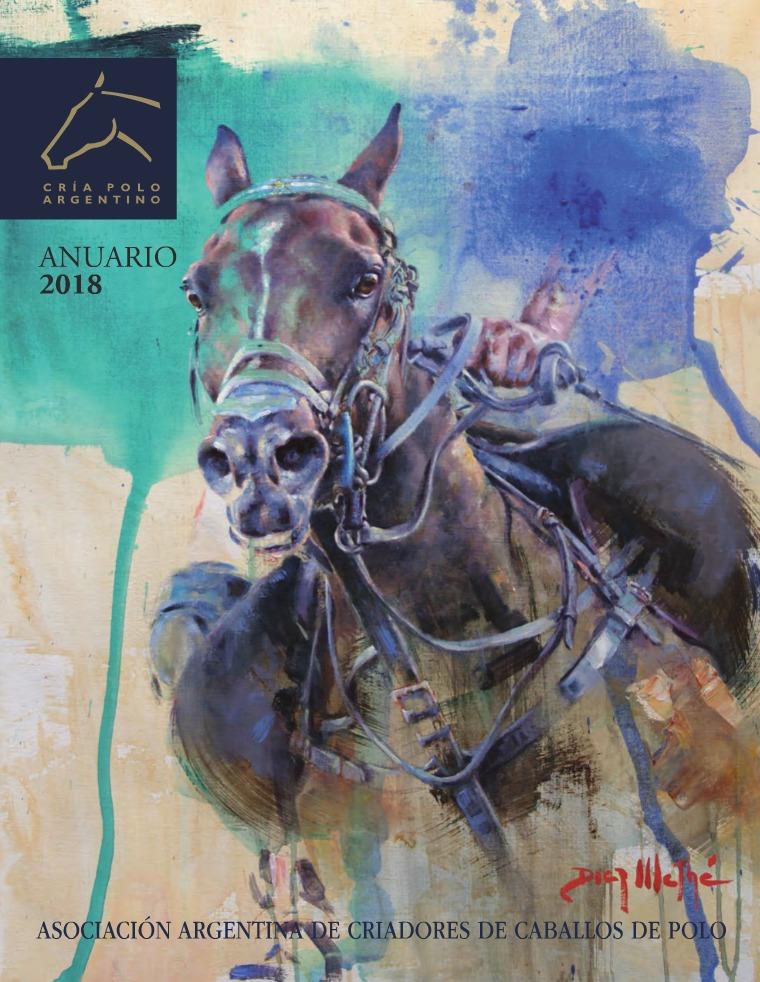 Anuario Raza Polo Argentino Anuario2018