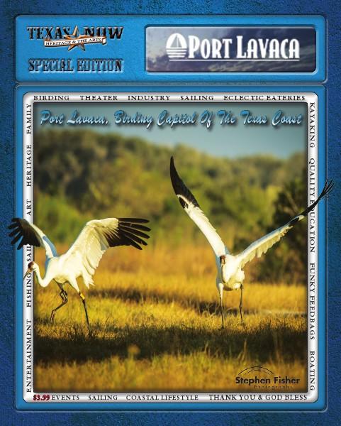 Texas Now Magazine Port Lavaca