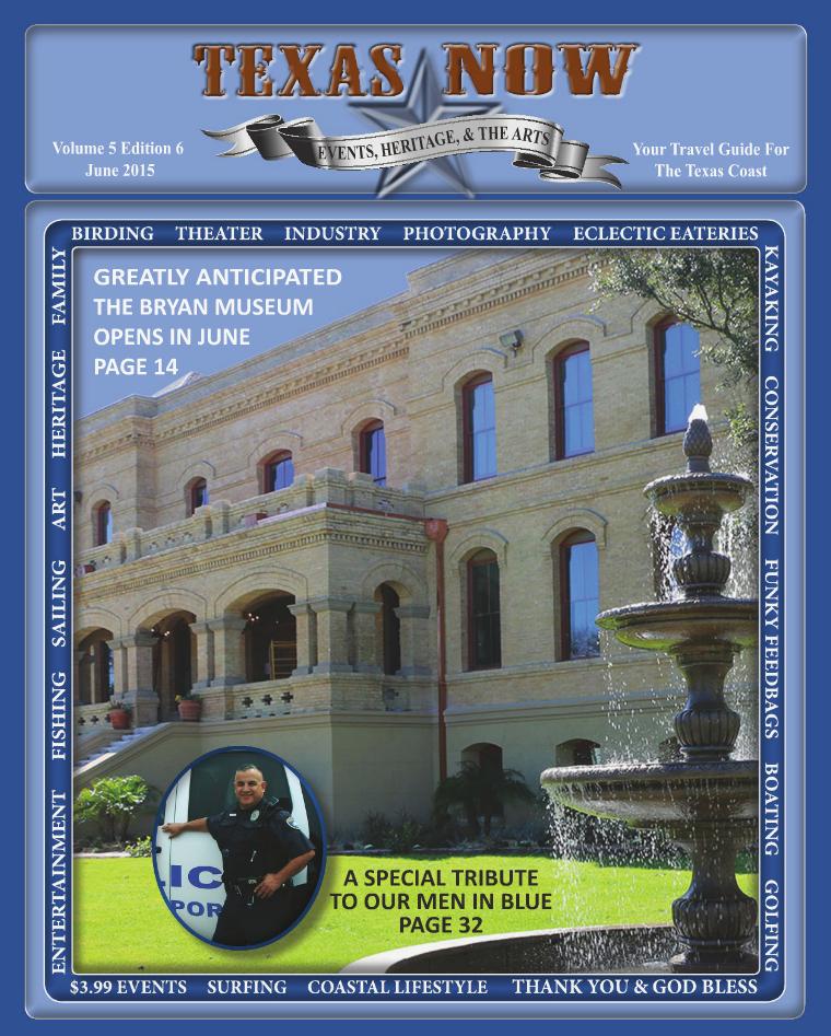 Texas Now Magazine June 2015