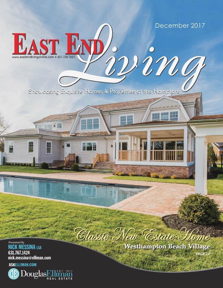 East End Living DECEMBER 2017