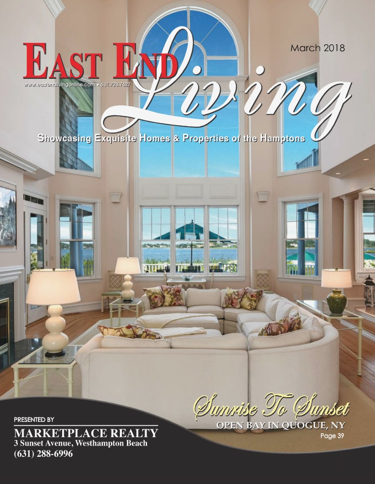 East End Living MARCH 2018