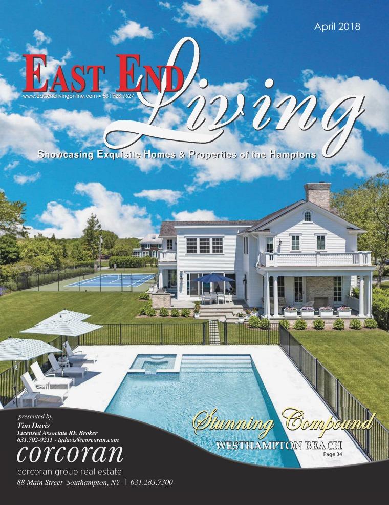 East End Living APRIL 2018