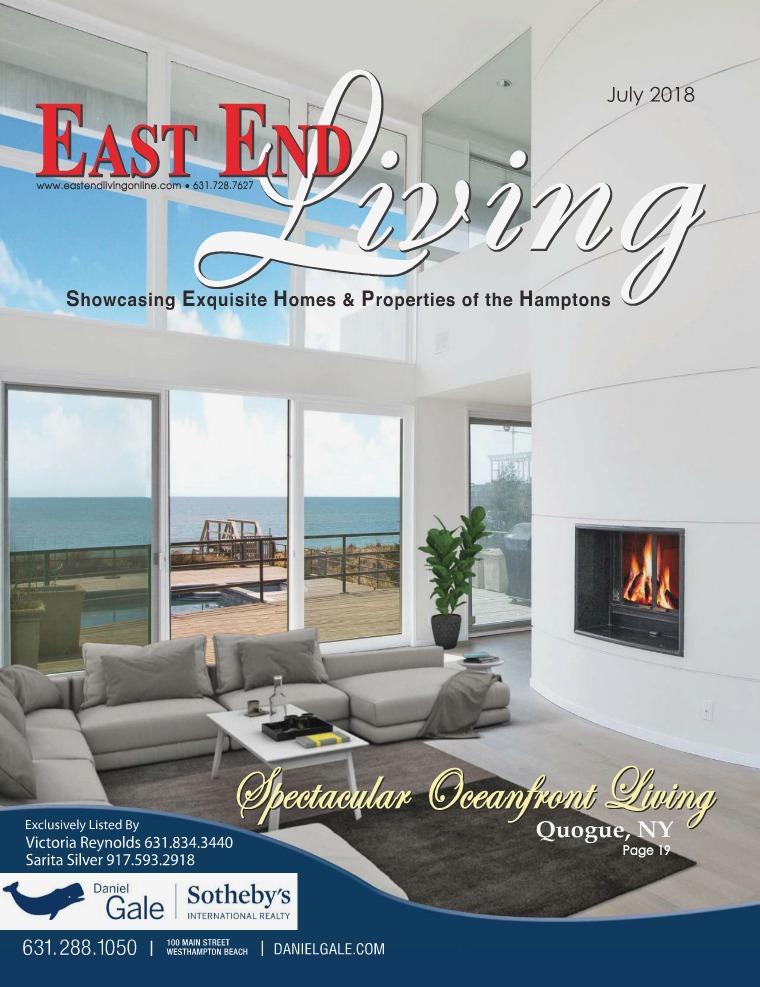 East End Living JULY 2018
