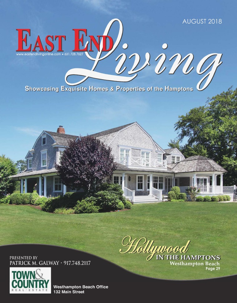 East End Living AUGUST 2018