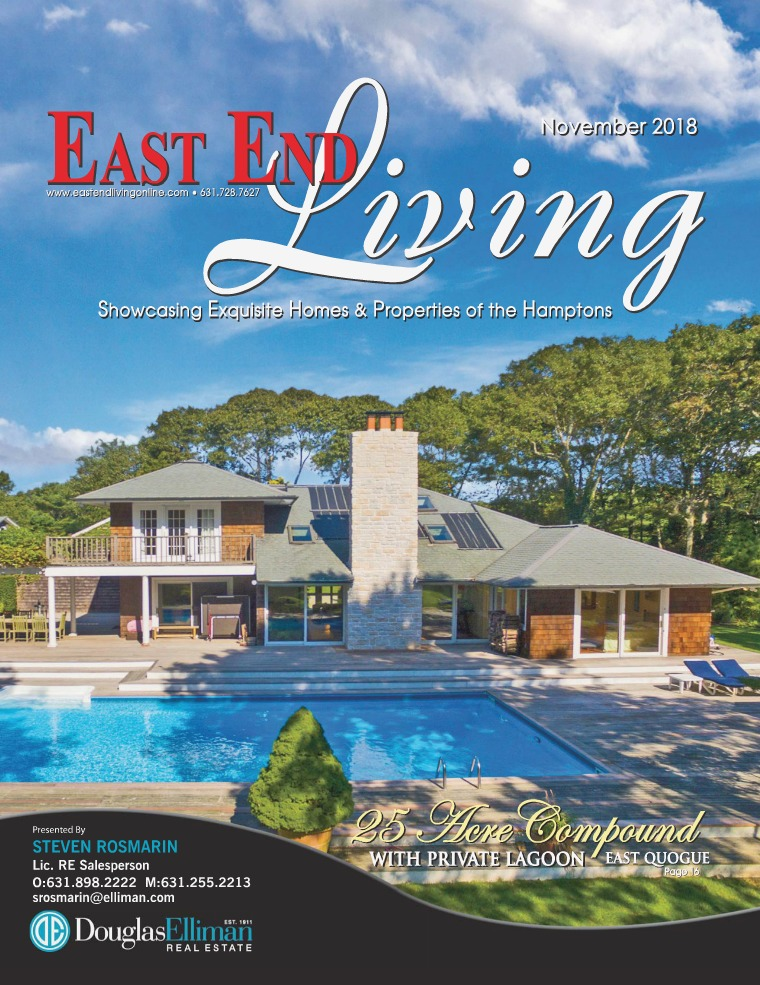 East End Living NOVEMBER 2018
