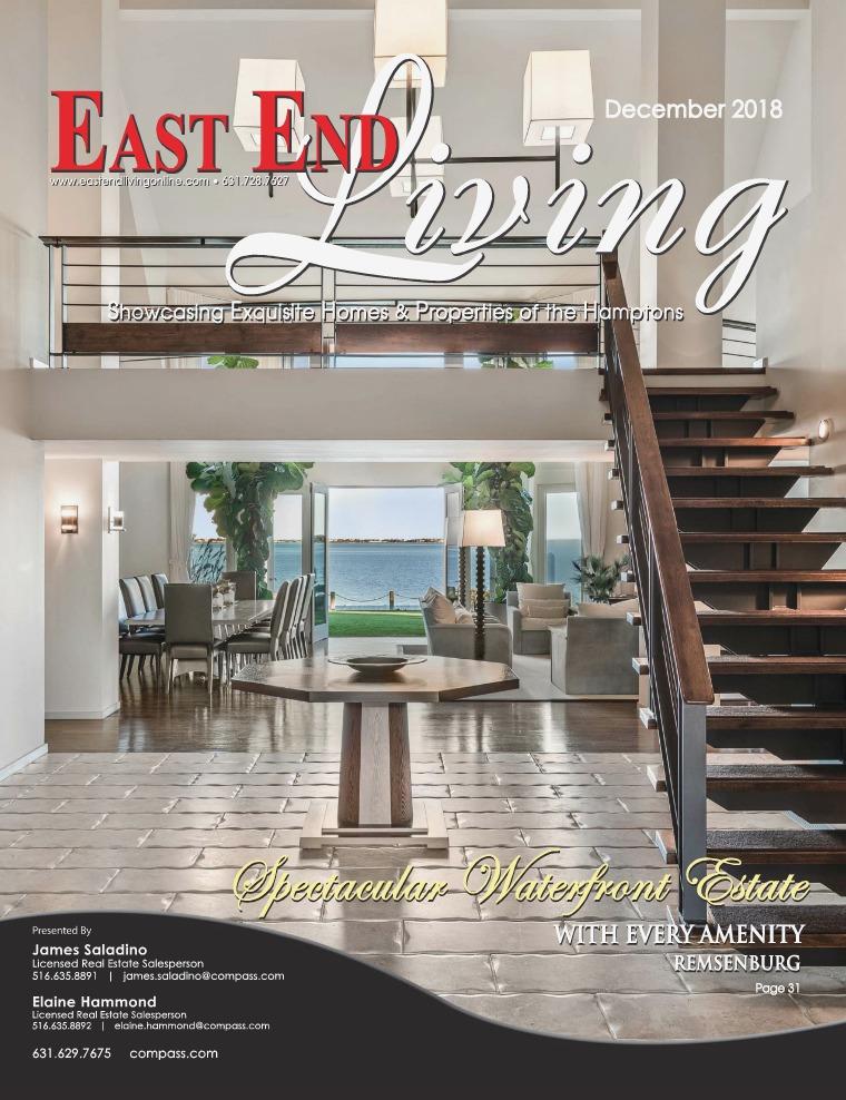 East End Living DECEMBER 2018