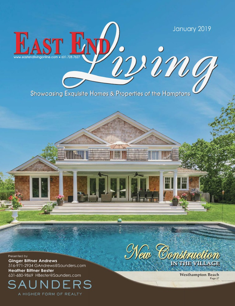 East End Living JANUARY 2019