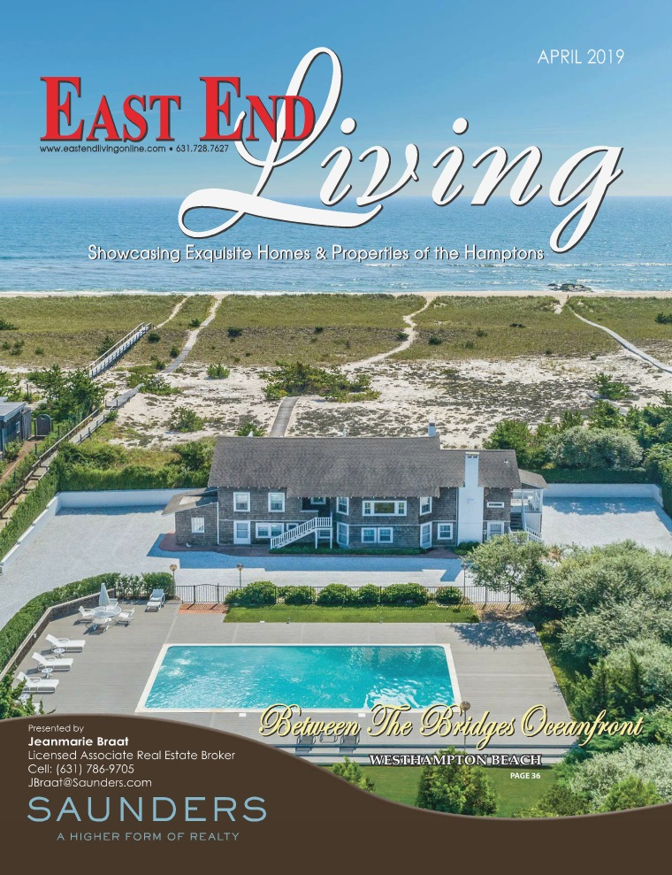 East End Living APRIL 2019