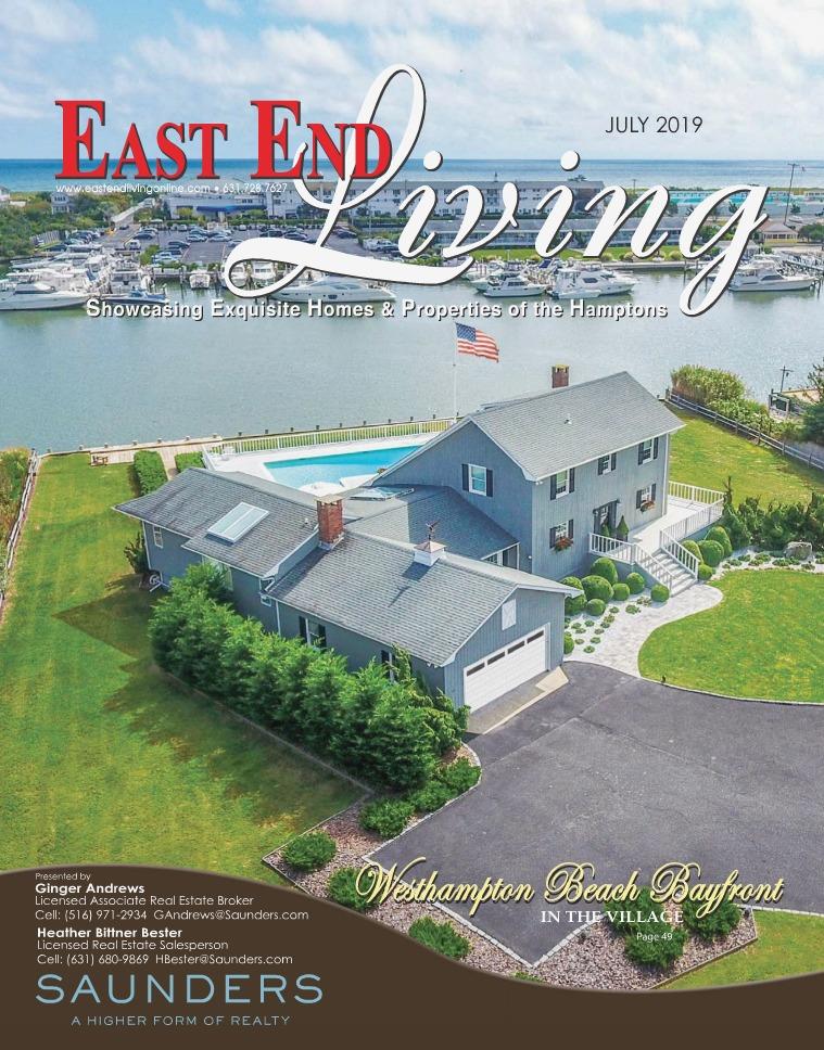 East End Living JULY 2019