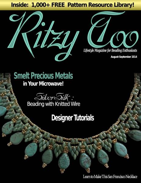 RitzyToo! August-September 2014
