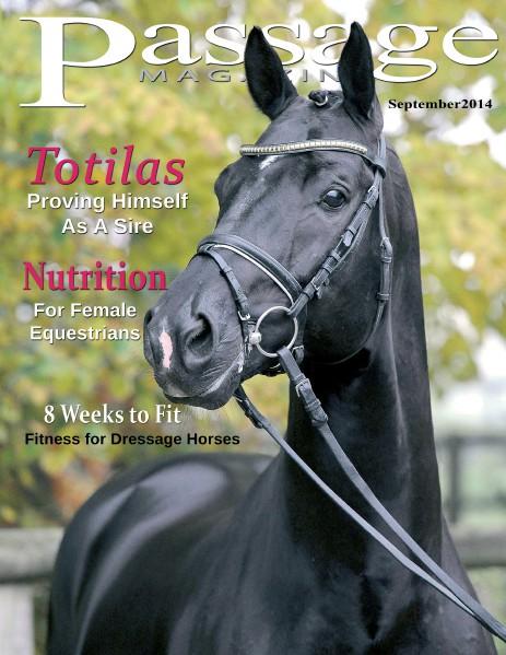 Passage Magazine September 2014