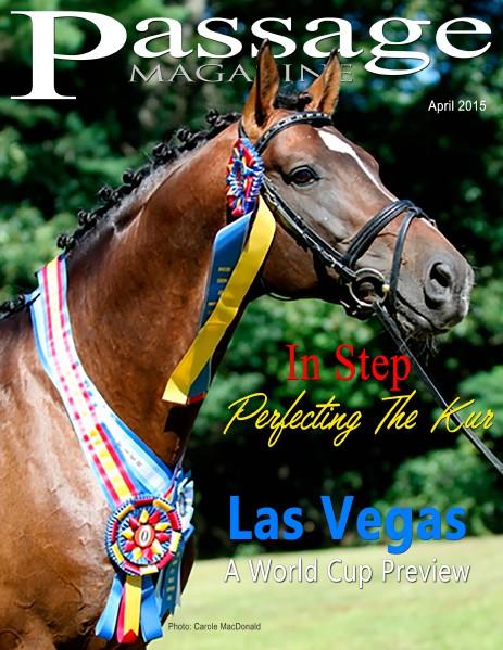 Passage Magazine April 2015