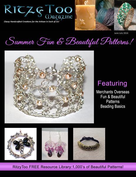 RitzyToo! June-July Summer Fun Issue