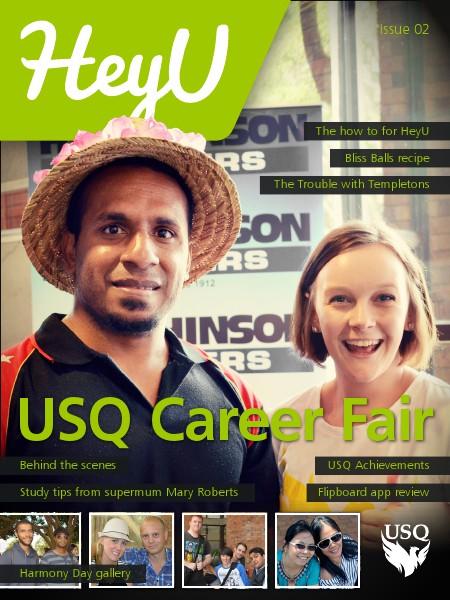 HeyU Issue 2 - 21 March 2014