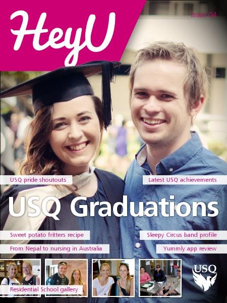 HeyU Issue 4 - 18 April 2014