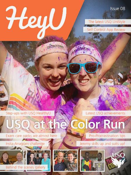 HeyU Issue 8 - 13 June 2014