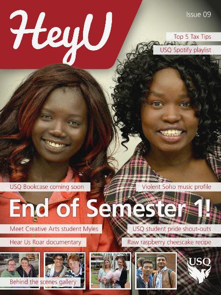 HeyU Issue 9 - 27 June 2014