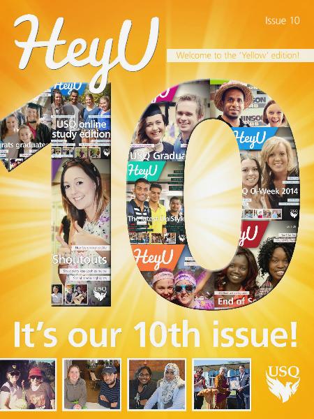 HeyU Issue 10 - 11 July 2014