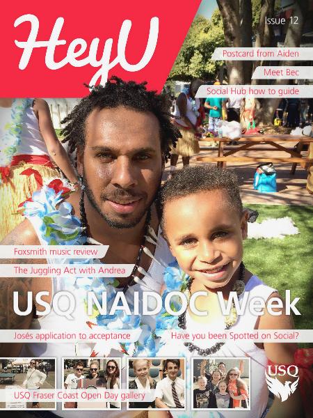 HeyU Issue 12 - 8 August 2014