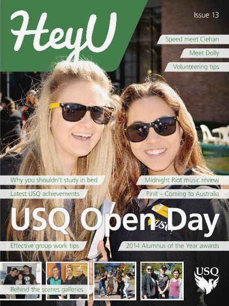 HeyU Issue 13 - 22 August 2014