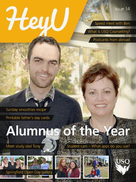 HeyU Issue 14 - 5 September 2014