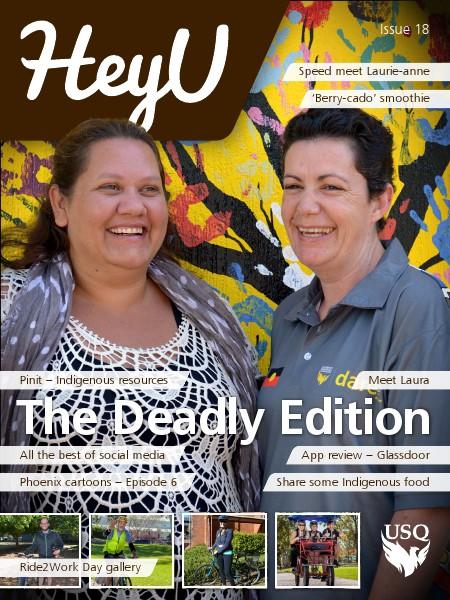 HeyU Issue 18 - 31 October 2014