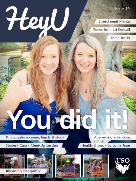 HeyU Issue 19 - 14 November 2014