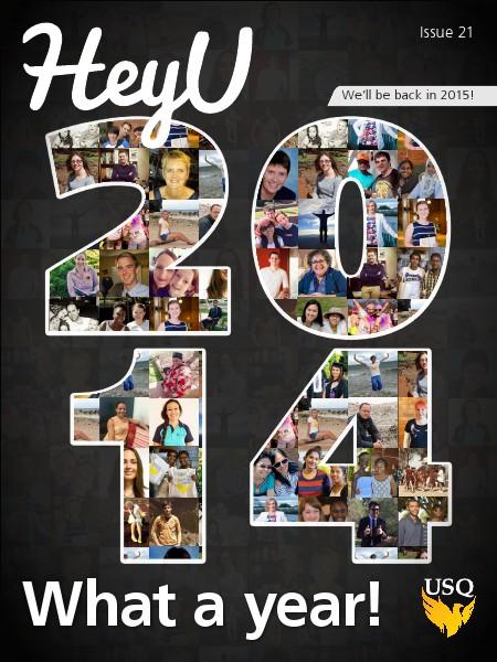 HeyU Issue 21 - 12 December 2014