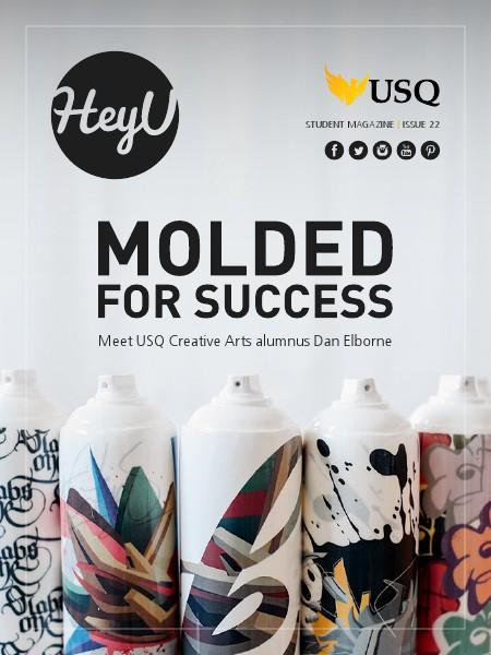 HeyU Issue 22 - 18 February 2015