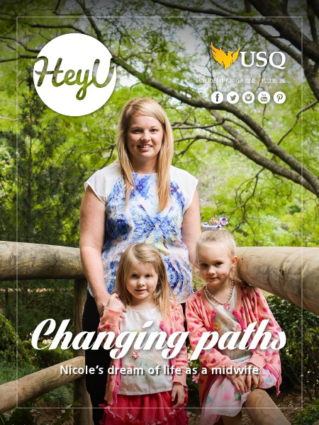 HeyU Issue 26 - 15 April 2015
