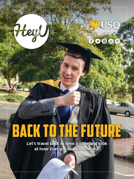 HeyU Issue 27 - 29 April 2015