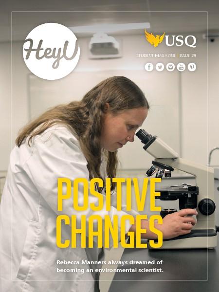 HeyU Issue 29 - 27 May 2015