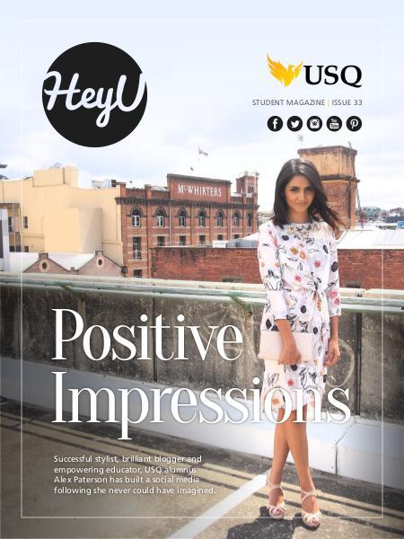 HeyU Issue 33 - 22 July 2015